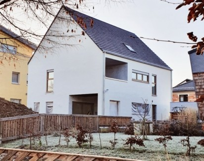 Neubau Einfamilienhaus L. in Niddatal