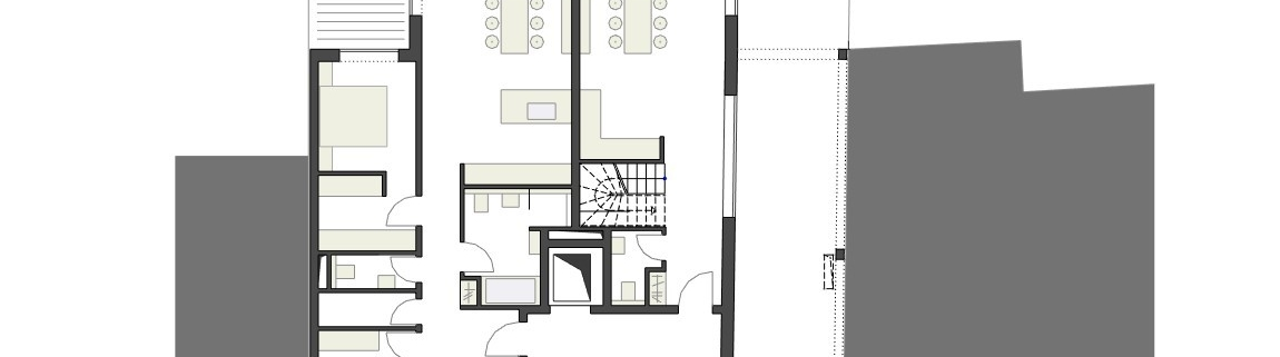 Planung Mehrfamilienhaus K. in Bonn
