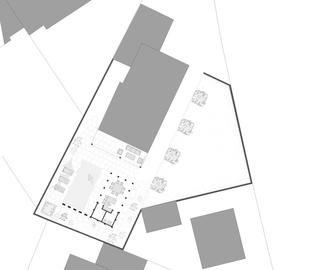 Planung Außenanlagen L.