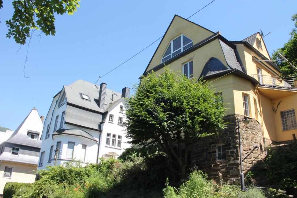 Umbau und Sanierung Villa P. in Koblenz
