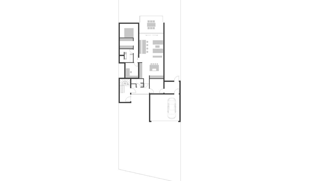 Planung Zweifamilienhaus M. in Koblenz
