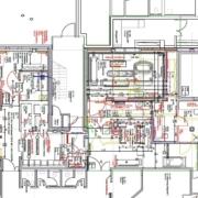 Umbau Klinikbereiche in Rüsselsheim